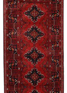 Dark Red Khal Mohammadi 3' x 9' 7 - No. 69501