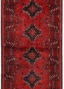 Dark Red Khal Mohammadi 3' 2 x 6' 3 - No. 69502