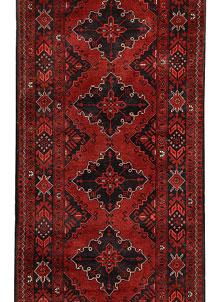 Dark Red Khal Mohammadi 3' x 9' 6 - No. 69511