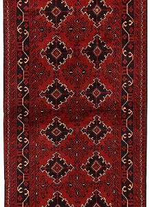 Dark Red Khal Mohammadi 2' 10 x 6' 4 - No. 69513