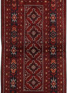 Dark Red Khal Mohammadi 2' 11 x 6' - No. 69520