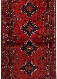 Dark Red Khal Mohammadi 3' 3 x 6' 3 - No. 69521