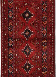 Dark Red Khal Mohammadi 2' 11 x 6' 4 - No. 69522