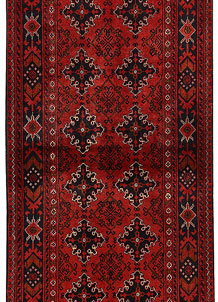Dark Red Khal Mohammadi 2' 10 x 6' 5 - No. 69523