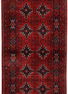 Dark Red Khal Mohammadi 2' 11 x 6' 3 - No. 69526
