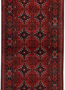 Dark Red Khal Mohammadi 2' 10 x 6' 6 - No. 69527