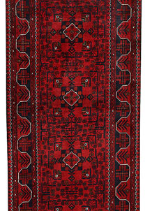 Dark Red Khal Mohammadi 2' 9 x 13' - No. 69566