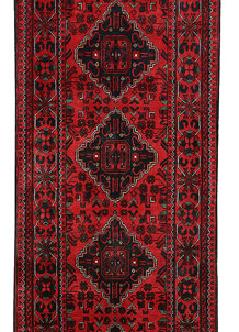 Dark Red Khal Mohammadi 2' 7 x 9' 7 - No. 69567