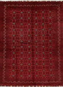 Dark Red Khal Mohammadi 9' 7 x 12' 7 - No. 69578