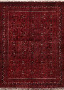 Dark Red Khal Mohammadi 9' 8 x 12' 5 - No. 69579