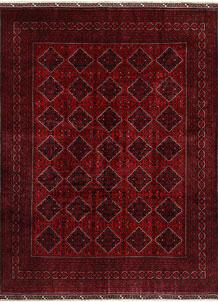 Dark Red Khal Mohammadi 9' 7 x 12' 4 - No. 69580