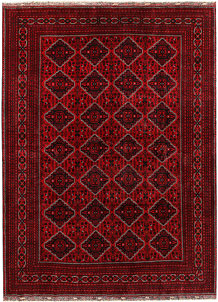 Dark Red Khal Mohammadi 8' 2 x 11' 1 - No. 69583