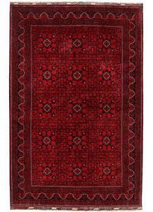 Dark Red Khal Mohammadi 6' 7 x 9' 11 - No. 69585