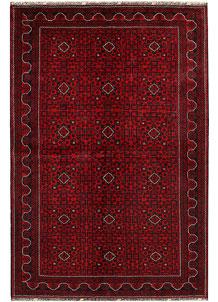 Dark Red Khal Mohammadi 6' 5 x 9' 8 - No. 69587