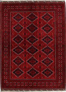 Dark Red Khal Mohammadi 6' 6 x 9' 5 - No. 69592