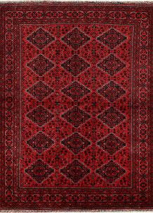 Dark Red Khal Mohammadi 6' 8 x 9' 9 - No. 69594