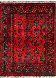 Firebrick Khal Mohammadi 4' 9 x 6' 3 - No. 69603