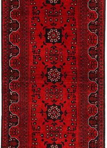 Dark Red Khal Mohammadi 2' 10 x 6' 11 - No. 69604