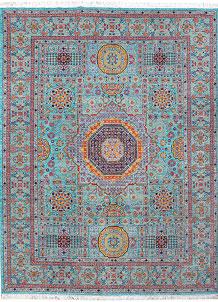 Aqua Mamluk 8' 11 x 11' 8 - No. 70418
