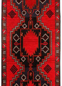 Red Baluchi 2' 4 x 6' 4 - No. 70421