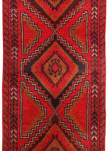 Red Baluchi 2' 7 x 6' 6 - No. 70423