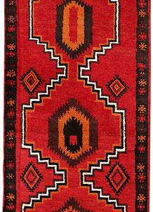 Red Baluchi 2' 7 x 5' 10 - No. 70434