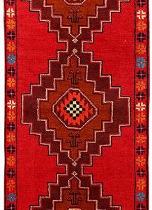 Red Baluchi 2' 5 x 6' 6 - No. 70437