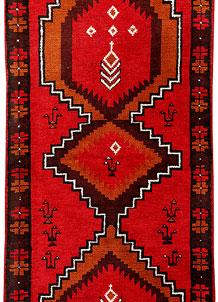 Red Baluchi 2' 9 x 6' 8 - No. 70438