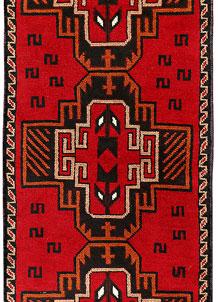 Firebrick Baluchi 2' 5 x 6' 5 - No. 70444
