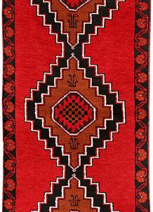 Red Baluchi 2' 6 x 6' 9 - No. 70448