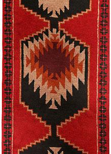 Red Baluchi 2' 6 x 6' 3 - No. 70450