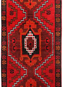 Red Baluchi 2' 4 x 6' 4 - No. 70468