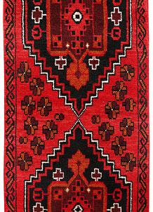 Red Baluchi 2' 3 x 6' 4 - No. 70471