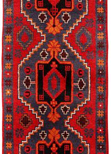 Red Baluchi 2' 4 x 6' 6 - No. 70476