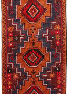 Multi Colored Baluchi 2' 3 x 6' 1 - No. 70477