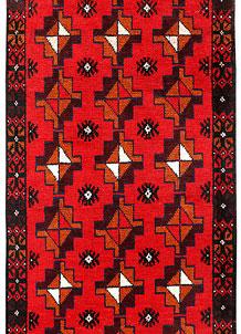 Red Baluchi 2' 6 x 6' 2 - No. 70479