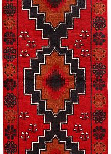 Red Baluchi 2' 5 x 6' 5 - No. 70483