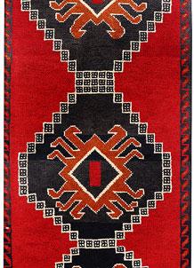 Red Baluchi 2' 5 x 6' 7 - No. 70490