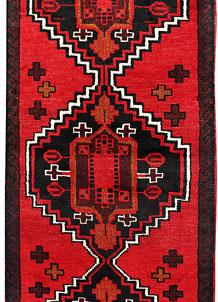 Red Baluchi 2' 4 x 6' 8 - No. 70492