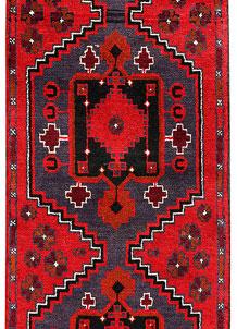 Red Baluchi 2' 4 x 6' 8 - No. 70493