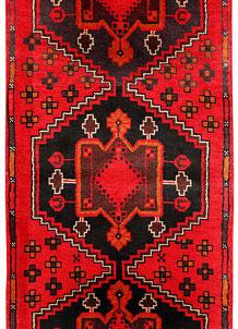 Red Baluchi 2' 7 x 6' 10 - No. 70496