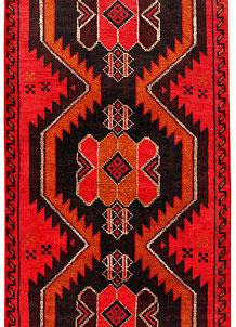 Red Baluchi 2' 6 x 6' 4 - No. 70498