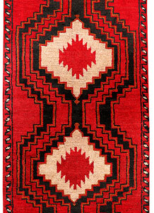Red Baluchi 2' 3 x 6' 4 - No. 70501
