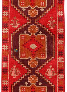 Red Baluchi 2' 3 x 6' 6 - No. 70503