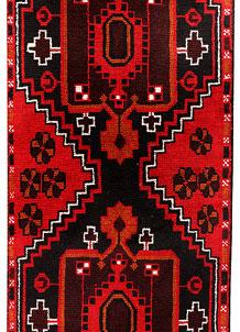 Red Baluchi 2' 4 x 6' 7 - No. 70504