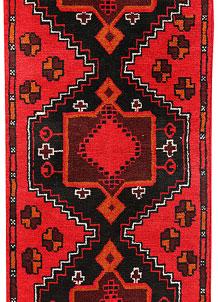 Red Baluchi 2' 5 x 6' 4 - No. 70507