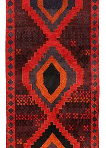 Multi Colored Baluchi 2' 10 x 12' 9 - No. 70514