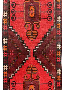 Multi Colored Baluchi 2' 6 x 12' 2 - No. 70519