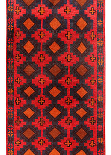 Red Baluchi 2' 9 x 12' - No. 70531