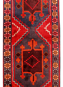 Red Baluchi 2' 8 x 13' 1 - No. 70536